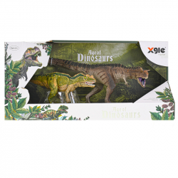 Dinosaurus 20-26cm 2ks v krabičke
