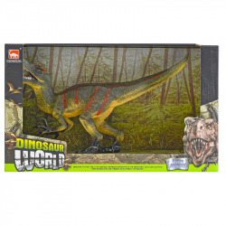 Dinosaurus Deinonychus 31cm v krabičke