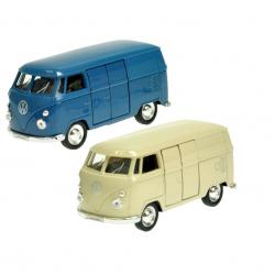 Autobus Volkswagen T1 kov 1:38 spätný chod 2 farby