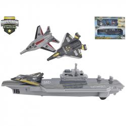 Statek z samolotami