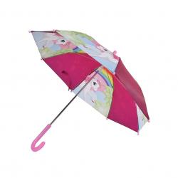 Deštník jednorožec 68x60cm v sáčku