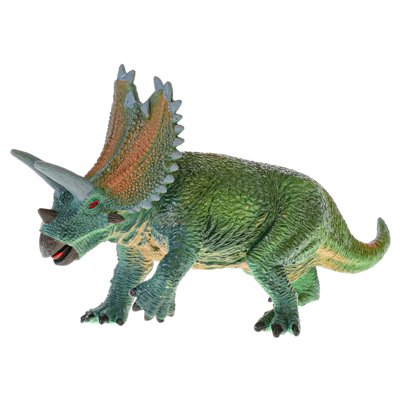 Dinozaur Triceratops Dino World 23 cm