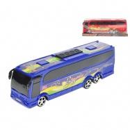 Autobus 25cm na setrvačník 2 barvy v krabičce