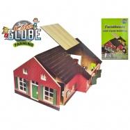 Statok drevený s hospodárskym staviskom 1:32 v krabičke