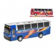 Autobus 30cm na setrvačník 2barvy v krabičce