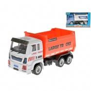 Auto nákladní 23cm na setrvačník 2druhy v krabičce