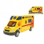 Ambulance 19cm na setrvačník v krabičce