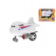 Letadlo 14cm na setrvačník 360° v krabičce