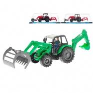 Traktor 28cm na setrvačník 3druhy v krabičce