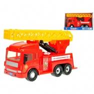 Auto hasiči 33cm na setrvačník v krabičce