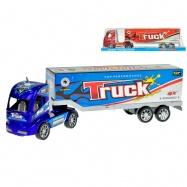 Kamion 35cm na setrvačník 2 barvy v krabičce