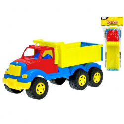 Auto nákladní sklápěčka 47cm 18m+ v sáčku