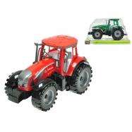 Traktor 22cm na setrvačník 2barvy v krabičce