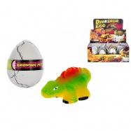 Dinozaur rosnący w jajku
