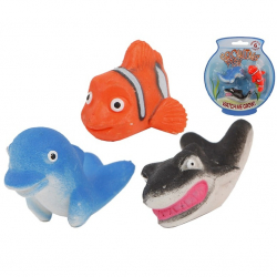 Zwierzęta morskie rosnące 5cm