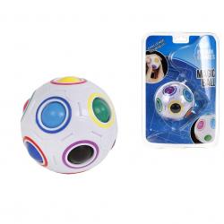 Magiczna piłka 6,5 cm na blistrze