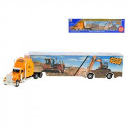 Cieżarówka metalowa 35 cm w WBX