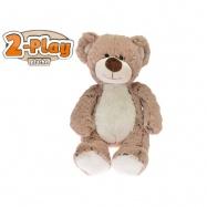 Medvěd plyšový 2-Play 34cm 0m+