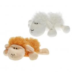 Owca leżąca 17 cm 2 kolory