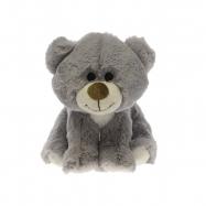 Medvídek plyšový 19cm sedící 0m+