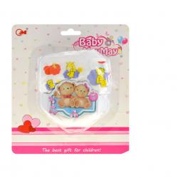 Pieluchy dla lalek 35-45 cm 3 szt. Na karcie
