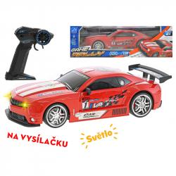 Samochód sportowy na radio 1:12 32 cm 2,4GHz ze światłem w WBX