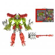 Transformer plastikowy 22 cm robot/Tyranosaurus w WBX