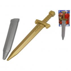 Meč 48cm na kartě