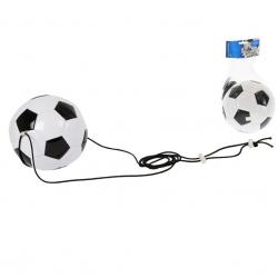 Piłka treningowa 19 cm na gumie