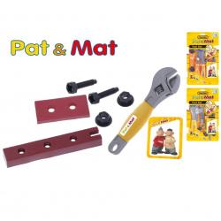 MIKRO TRADING Zestaw narzędzi Pat i Mat – mały