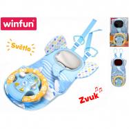 Mata - autko dla niemowlaka światło dźwięk