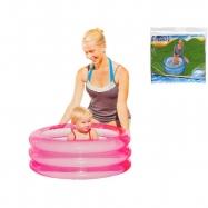 Bazén 70x30cm 3komory 2barvy 48L 24m + v sáčku