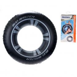Kruh pneumatika nafukovací 91cm 10 let+ v sáčku