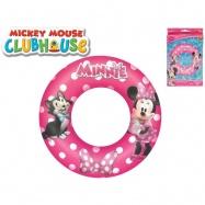 Kruh nafukovací 56cm Minnie 3-6let v krabičce