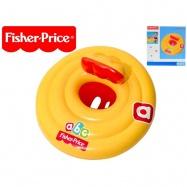 Kruh nafukovacie pre najmenších Fisher Price 69cm 0-12 v krabičke