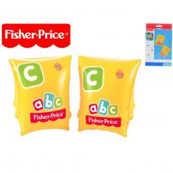 Rukávky Fisher Price nafukovací 25x15cm 3-6let v krabičce