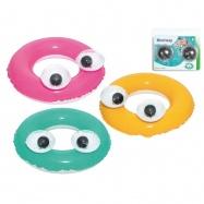 Kruh velké oči  nafukovací 61cm 3-6let 3 barvy v blistru
