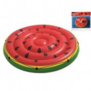 Bestway Dmuchany materac basenowy, arbuz, czerwony,