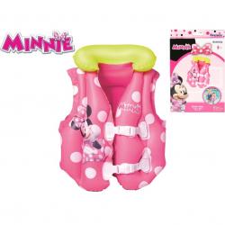 Vesta nafukovacie Minnie 51x46cm 3-6let v krabičke
