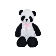 Panda plyšová 80cm 0m + v sáčku