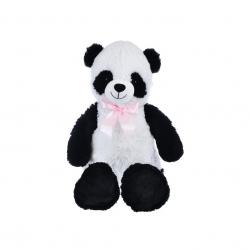 Panda plyšová 80cm 0m+ v sáčku
