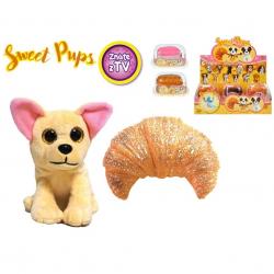 Sweet Pups štěňátko plyšové 13cm vonící 12 druhů v krabičce