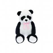 Panda plyšová 60cm 0m+ v sáčku