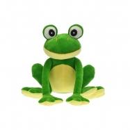 Žaba plyšová 25cm sediaci 0m + v sáčku