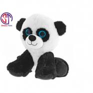 Panda Star Sparkle plyšová 25cm sediaci 0m +