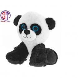 Pluszowa panda błyszczący 25 cm