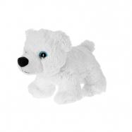Medveď ľadový plyšový 20cm 0m + v sáčku
