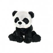 Panda plyšová 19cm sedící 0m+ v sáčku