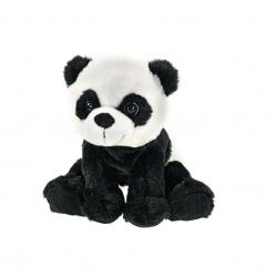 Panda plyšová 19cm sediaci 0m + v sáčku