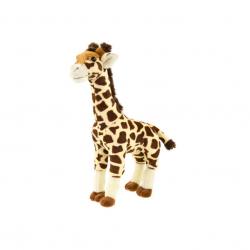 Pluszowa żyrafa 28 cm w torbie